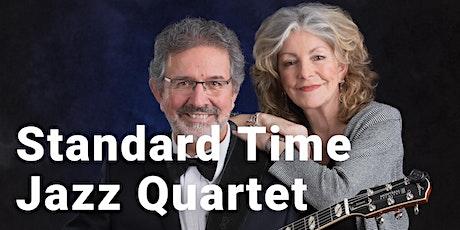 Standard Time Quartet Benefit  Concert - St. David's tickets