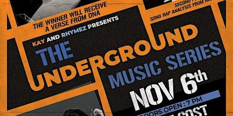 The Underground Music Series (U.M.S) tickets