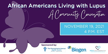 African Americans Living with Lupus: A Community Conversation tickets