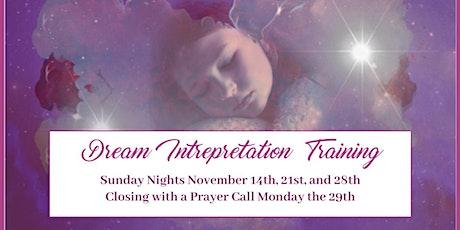 Dream Readers -- Dream Interpretation Training tickets