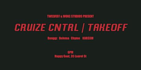 Cruize Cntrl tickets