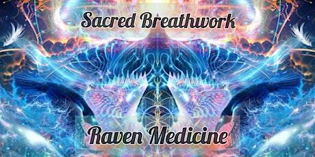 Sacred Breathwork: Raven Medicine tickets