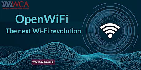 Open WiFi - The Next Wi-Fi Revolution 2021 tickets