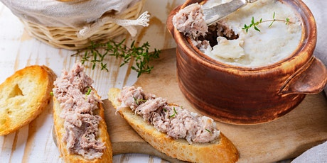 """Americannery  - French """"Rillettes"""" and Wine tasting tickets"""