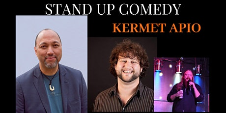Stand Up Comedy with Kermet Apio tickets