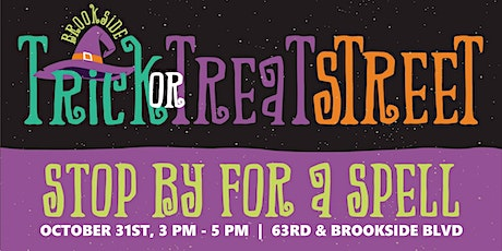 2021 Brookside Trick or Treat Street, Oct 31st 3-5pm tickets