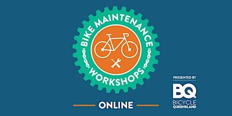 Beginner Bike Maintenance Workshop - Online tickets