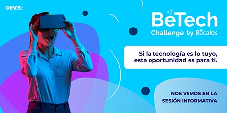 Sesión Informativa Bécalos. Fundación Televisa + DEV.F entradas
