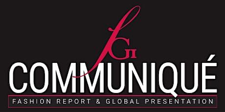 FGI Communique' Fashion Presentation Spring/Summer 2022 tickets
