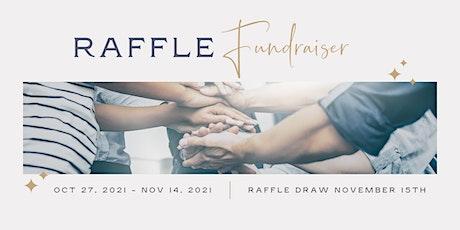 Raffle Fundraiser tickets