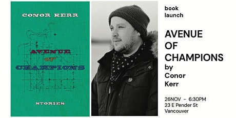 Avenue of Champions: Conor Kerr In Conversation with Molly Cross-Blanchard tickets