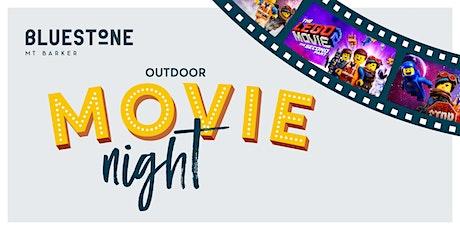 Bluestone Outdoor Movie Night tickets