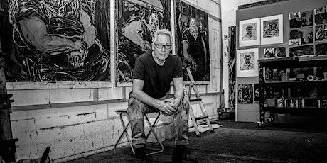 Artist Talk: David Fairbairn - Drawn Together Exhibition tickets