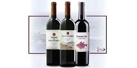 Monteverro Wine Tasting tickets