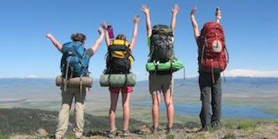 Girl Scout Backpacking Interest Group - Beginner Training 3