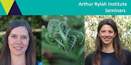 ARI Seminar: Values in conservation & biodiversity in urban landscapes tickets