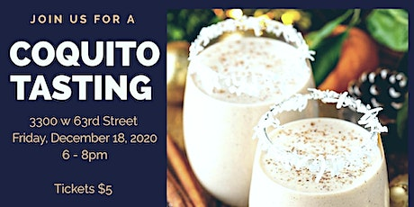 2nd Annual COQUITO TASTING tickets