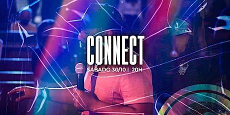 CONNECT - PRESENCIAL 30/10/2021 ingressos