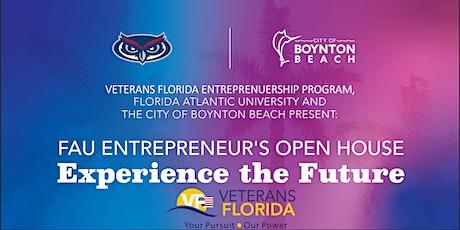 Veterans Florida Networking  - Entrepreneurship Week tickets