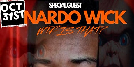 ATX HOTTEST HALLOWEEN PARTY #RESCEDULED - SPECIAL GUEST NARDO WICK tickets