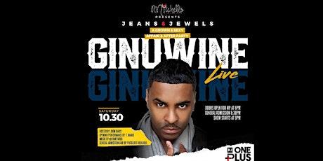 Mitchell's Ultra Lounge Presents... Ginuwine LIVE tickets