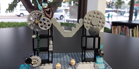 School Holidays Activity - Lego Club tickets