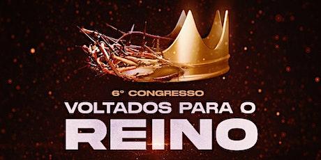 6° Congresso Voltados para o Reino ingressos