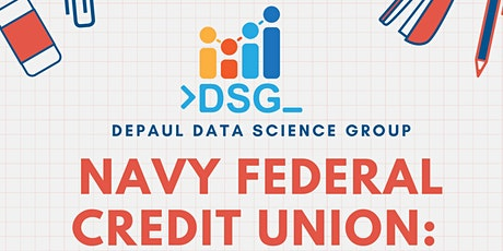 Navy Federal Credit Union: Data Science opportunities Information Session tickets
