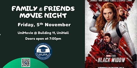 WUPA Family & Friends Movie Night tickets
