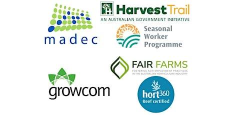 MADEC & Growcom Grower Information Session - Bundaberg & Surroundings tickets