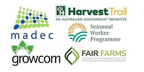MADEC & Growcom Grower Information Session - North Burnett Region tickets