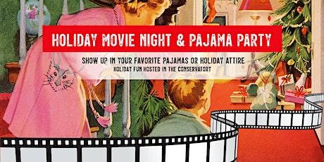 Holiday Movie Night & Pajama Party: The Santa Claus tickets