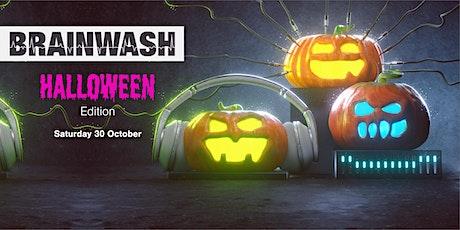 Brainwash Halloween tickets