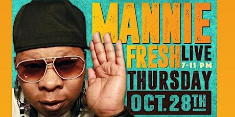 TSU Homecoming Thursday Kick-Off featuring DJ Mannie Fresh tickets