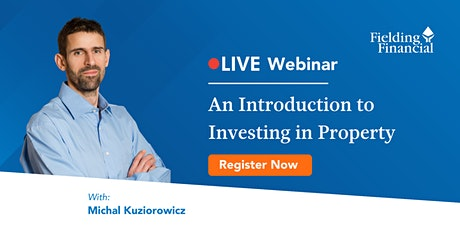FREE Online Training - An Introduction to Property Investing tickets