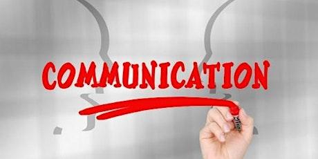"""Atelier """"Art de communiquer et de convaincre"""" billets"""
