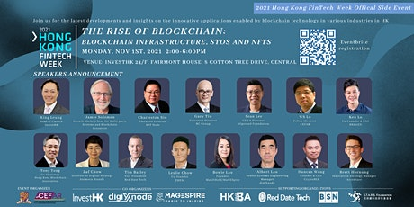 The Rise of Blockchain-Blockchain Infrastructure, STO and NTF tickets