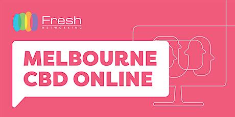 Fresh Networking Melbourne CBD Online - Guest Registration tickets