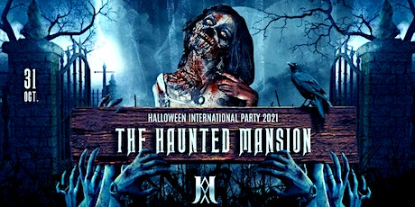 ★ Halloween Party 2021 : The Haunted Mansion★ tickets