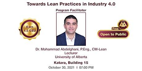 Towards Lean Practices in Industry 4.0 entradas