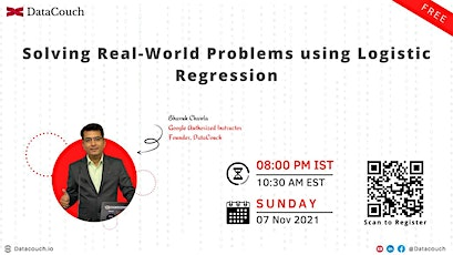 Solving Real-World Problems using Logistic Regression tickets