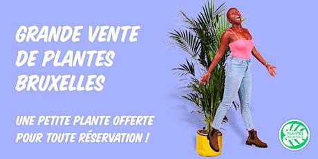 Grande Vente de Plantes - Bruxelles billets