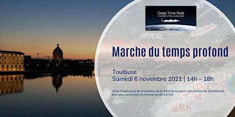 Marche du temps profond à Toulouse, au fil de la Garonne- Pour la COP 26 billets