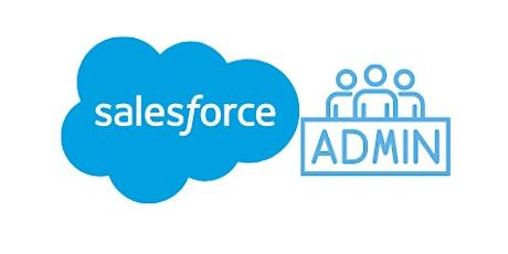 Salesforce Administrator   4 weekends training course in Fredericksburg tickets