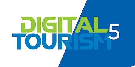 DIGITAL TOURISM 5 - PRESENTE FUTURO  PER IL VENETO DIGITALE biglietti