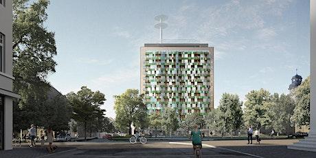 FOUR – eine Mega-Baustelle im Herzen der Frankfurter Innenstadt Tickets