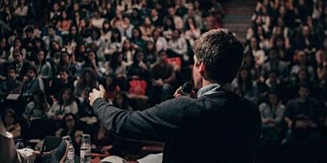 """MH Academy Curso online """"Cómo hablar en público"""" tickets"""