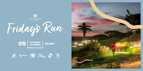 Friday's Run Vale do Lobo 2021 tickets
