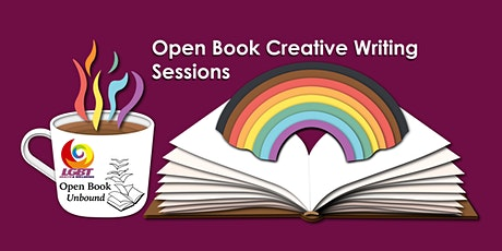 Open Book Creative Writing Sessions (November 2021) tickets