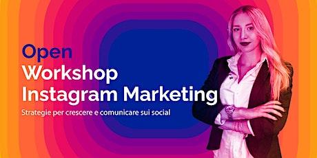 Open Workshop | Instagram Marketing Tickets